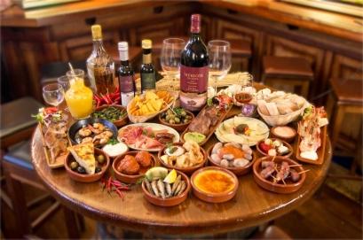 table-full-of-tapas
